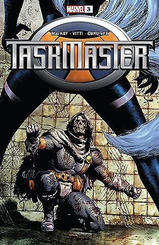Taskmaster (2020) #3 (of 5)