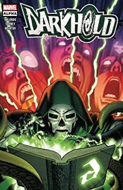 The Darkhold Alpha (2020) #1