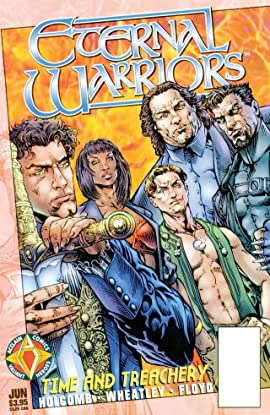 Eternal Warriors (1997-1998) No.1