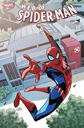 W.E.B. Of Spider-Man (2020-) #1 (of 5)