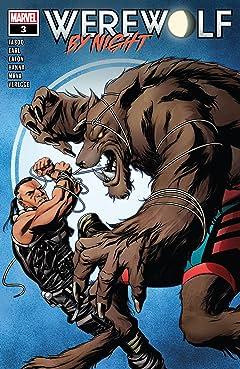 Werewolf By Night (2020-2021) #3 (of 4)