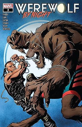 Werewolf By Night (2020) #3 (of 4)