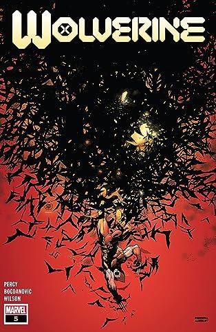Wolverine (2020-) #5