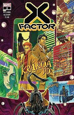 X-Factor (2020-) #3