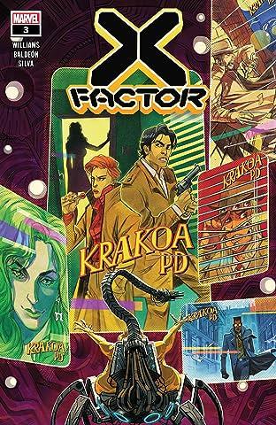 X-Factor (2020-) No.3