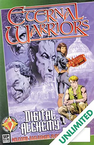 Eternal Warriors (1997-1998) #2