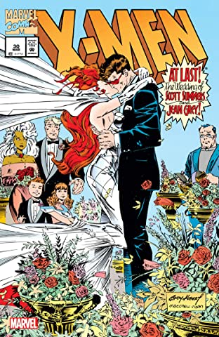 X-Men (1991-2001) #30: Facsimile Edition