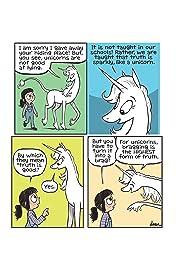 Phoebe and Her Unicorn: Camping with Unicorns