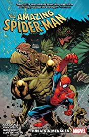 Amazing Spider-Man by Nick Spencer Tome 8: Threats & Menaces