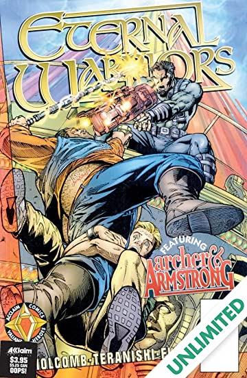 Eternal Warriors (1997-1998) #3