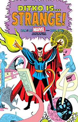 Ditko Is… Strange!