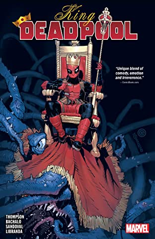 King Deadpool Tome 1