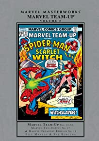 Marvel Team-Up Masterworks Vol. 5