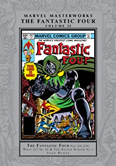 Fantastic Four Masterworks Vol. 22