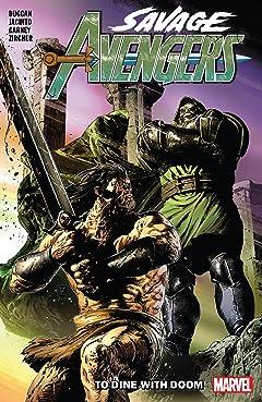 Savage Avengers Vol. 2: To Dine With Doom