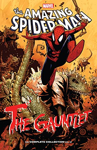 Spider-Man: The Gauntlet - The Complete Collection Tome 2