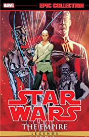 Star Wars Legends Epic Collection: The Empire Tome 6