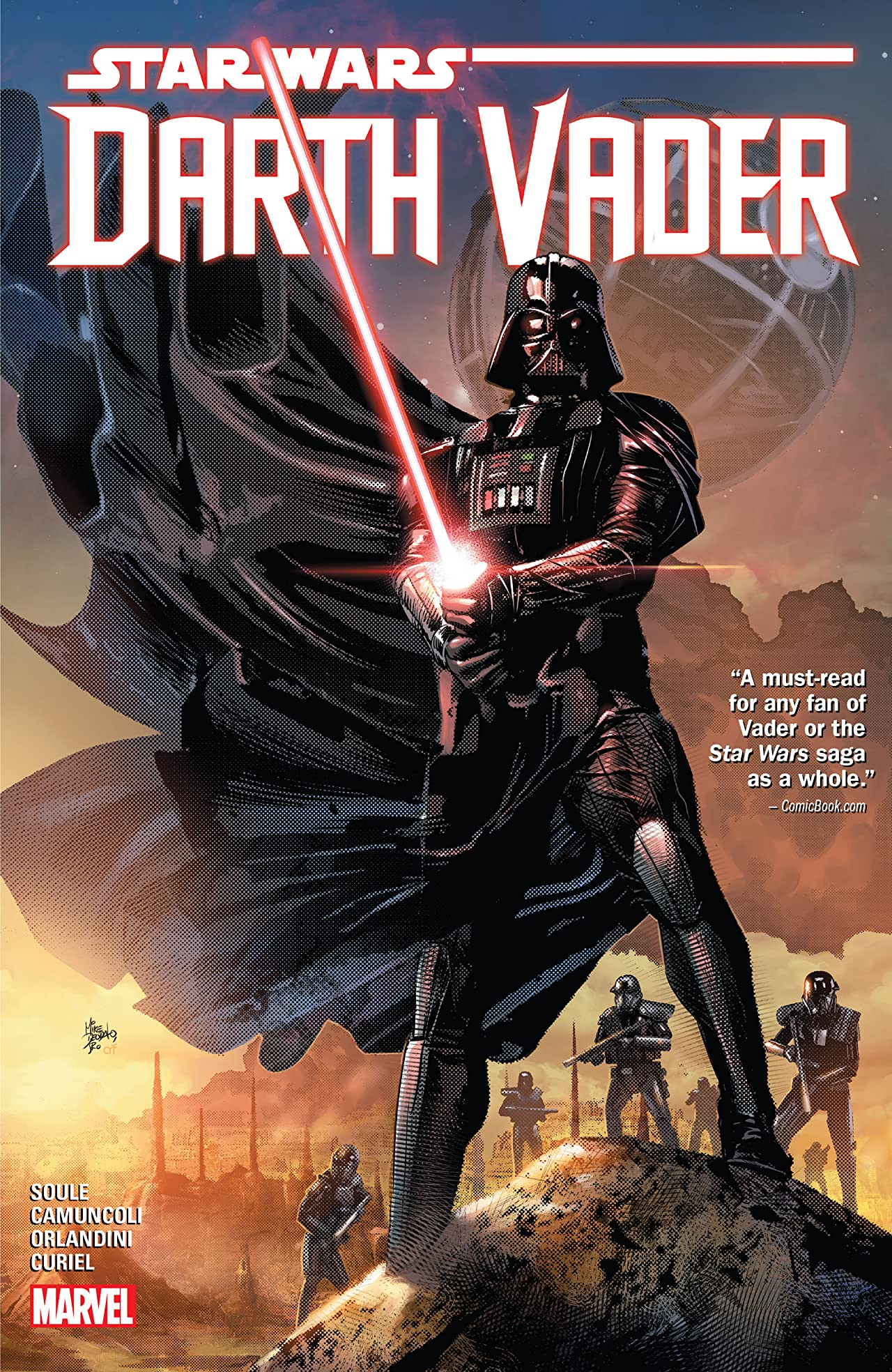 Star Wars Darth Vader Dark Lord Of The Sith Vol 2 Collection Eu Comics By Comixology