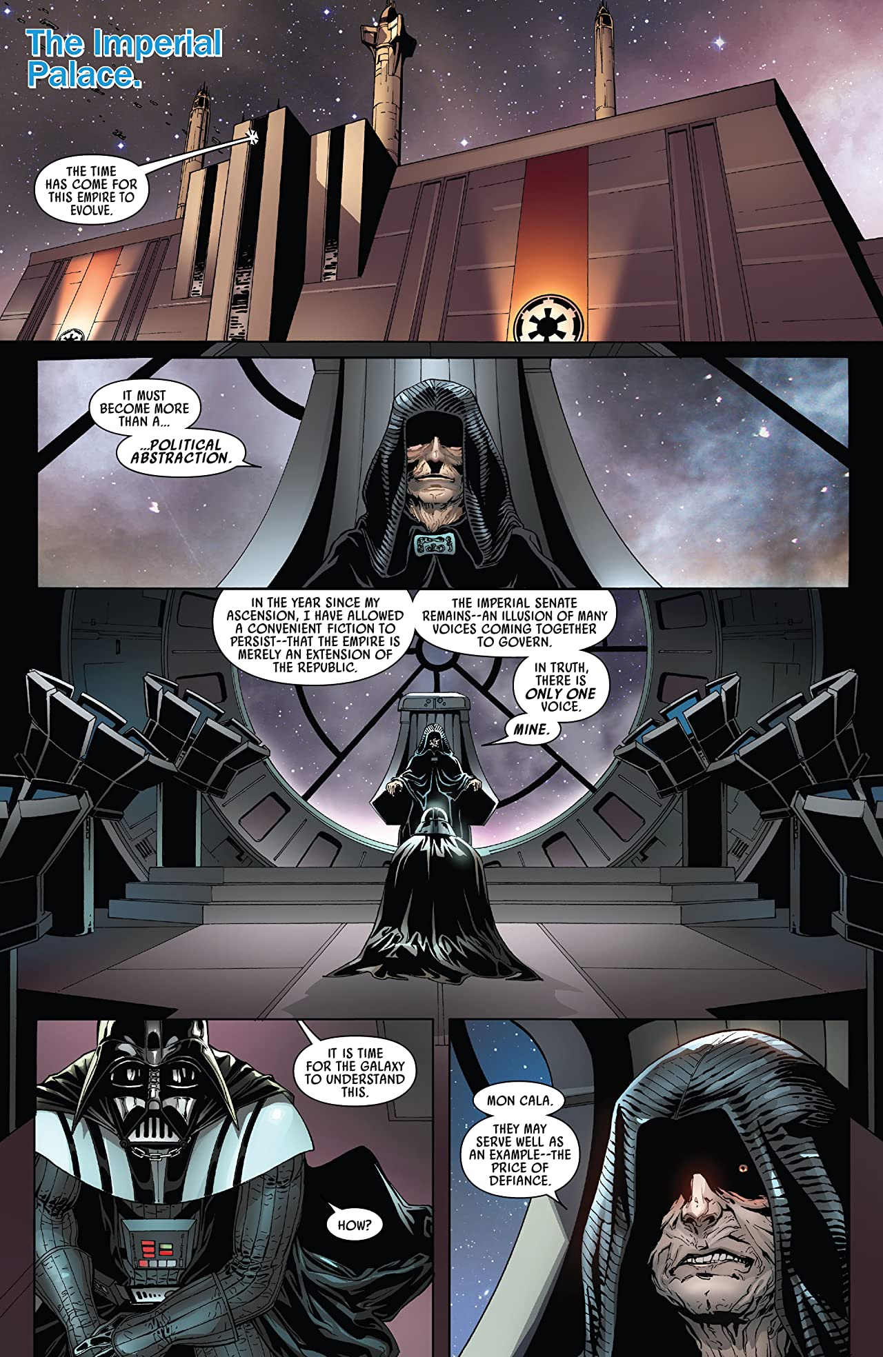 Star Wars: Darth Vader - Dark Lord Of The Sith Vol. 2 Collection