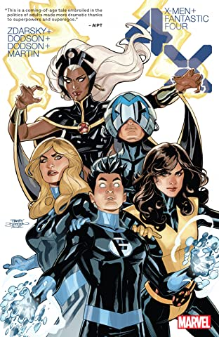 X-Men/Fantastic Four: 4X