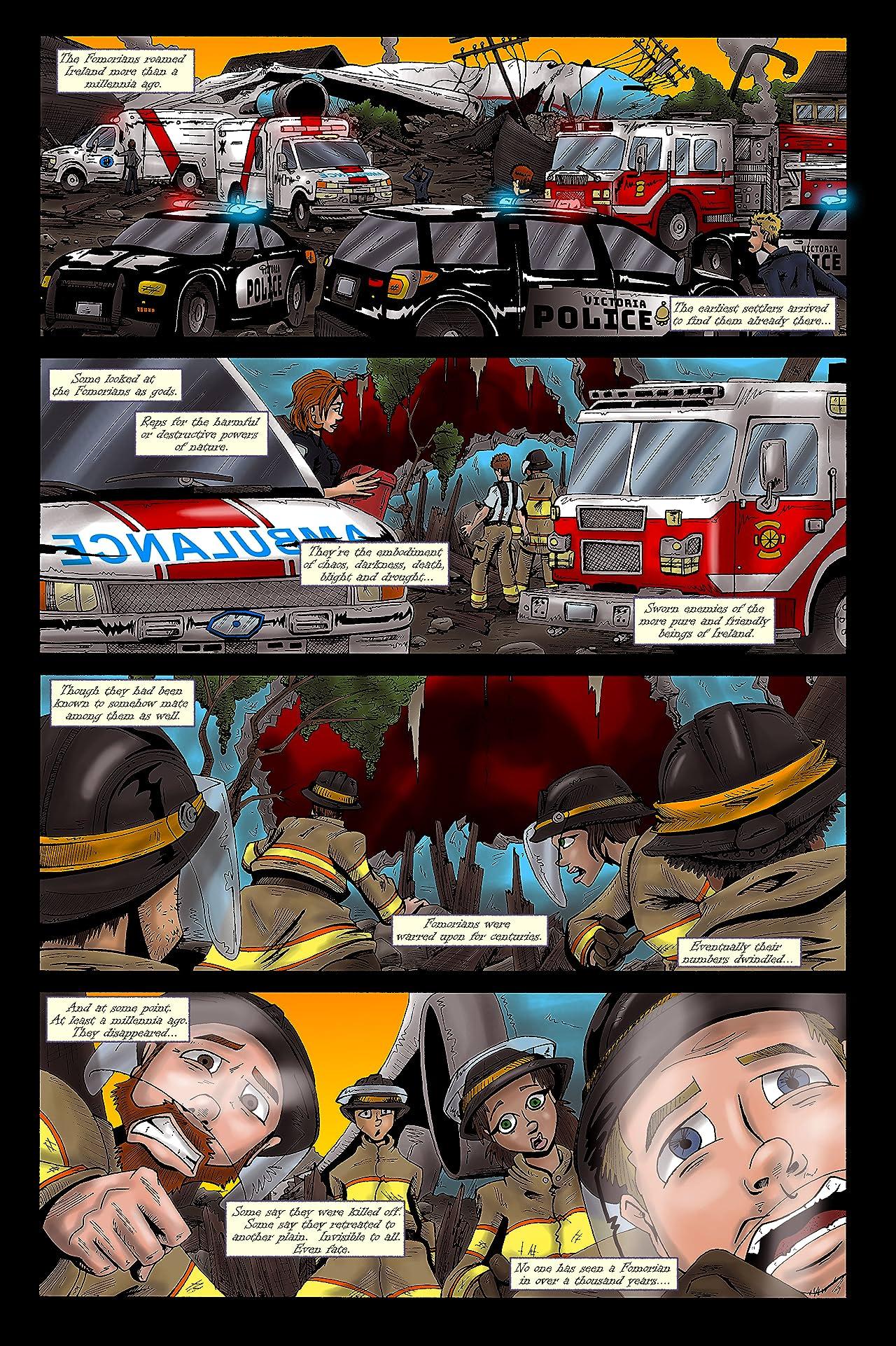 Combat Fairies #12