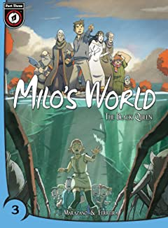 Milo's World Vol. 2 #3: The Black Queen