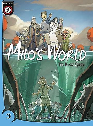 Milo's World Vol. 2 #3: The Black Queen