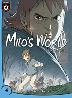 Milo's World Vol. 2 #4: The Black Queen