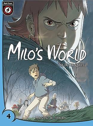 Milo's World Tome 2 No.4: The Black Queen