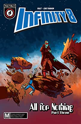 Infinity 8 #21: All for Nothing