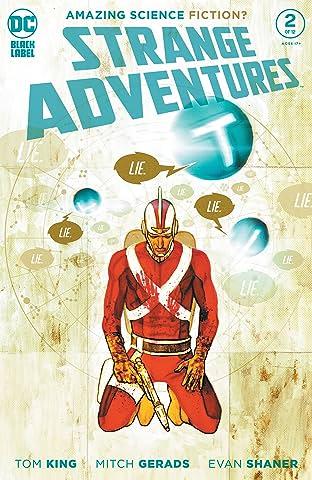 Strange Adventures (2020-) #2