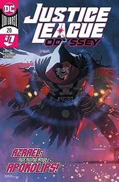 Justice League Odyssey (2018-) #20