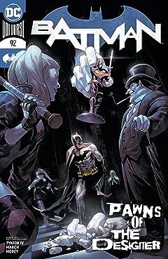 Batman (2016-) #92