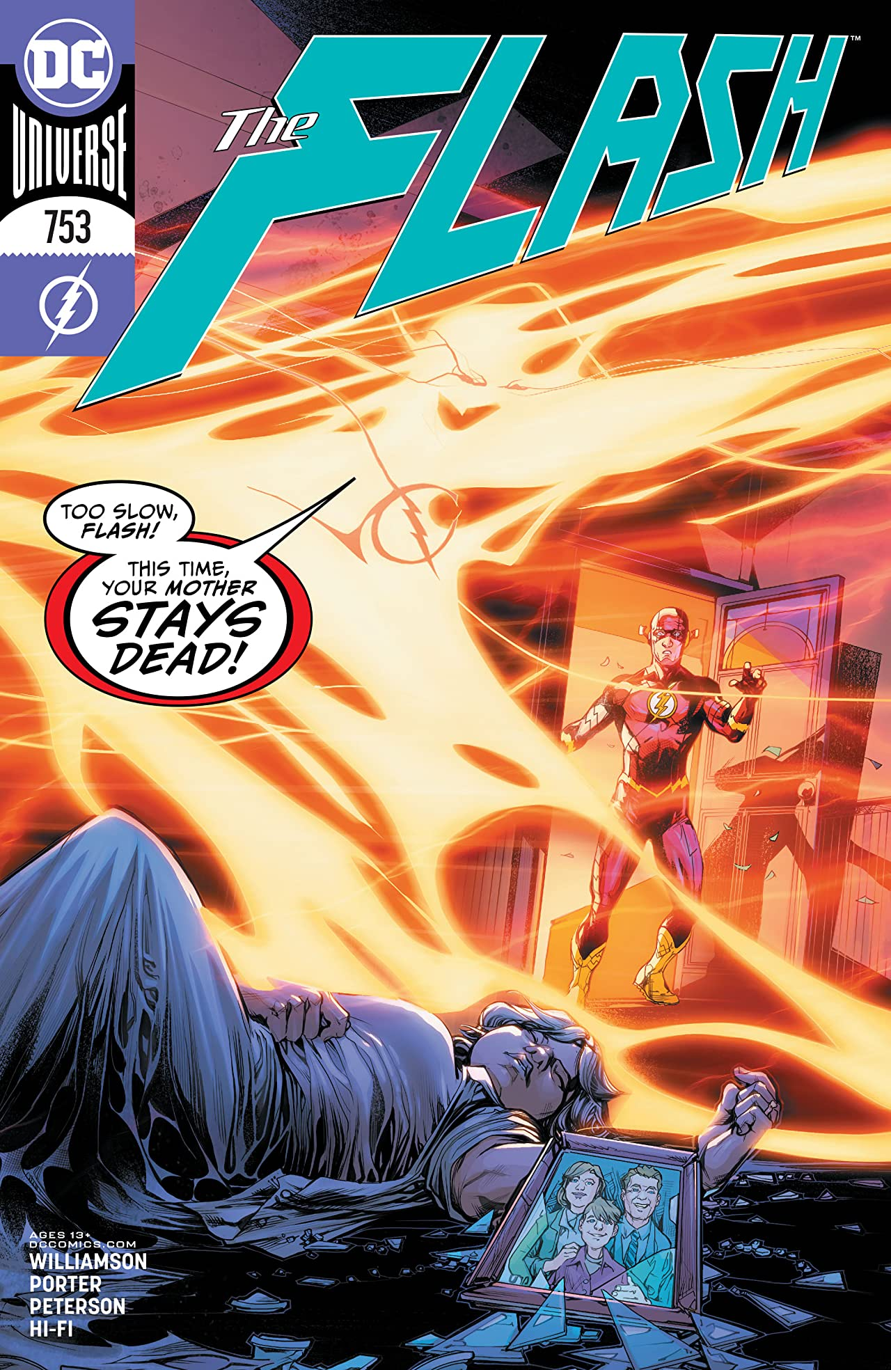 The Flash (2016-) No.753