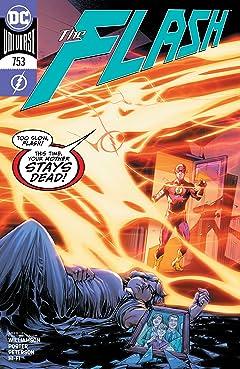 The Flash (2016-) #753