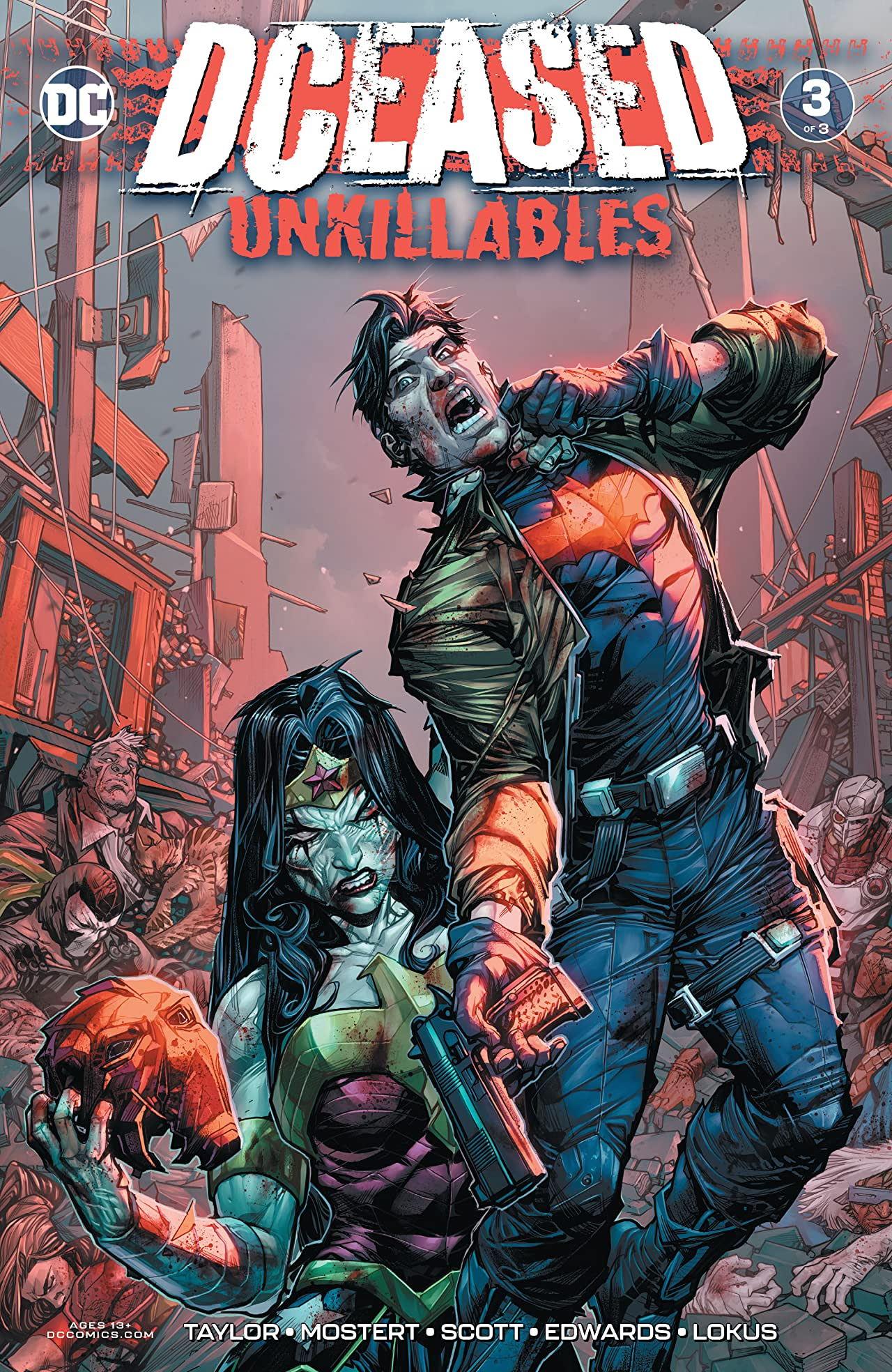 DCeased: Unkillables (2020-) No.3