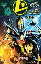 Legion of Super-Heroes (2019-) #6