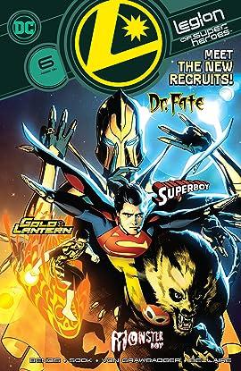 Legion of Super-Heroes (2019-) #6