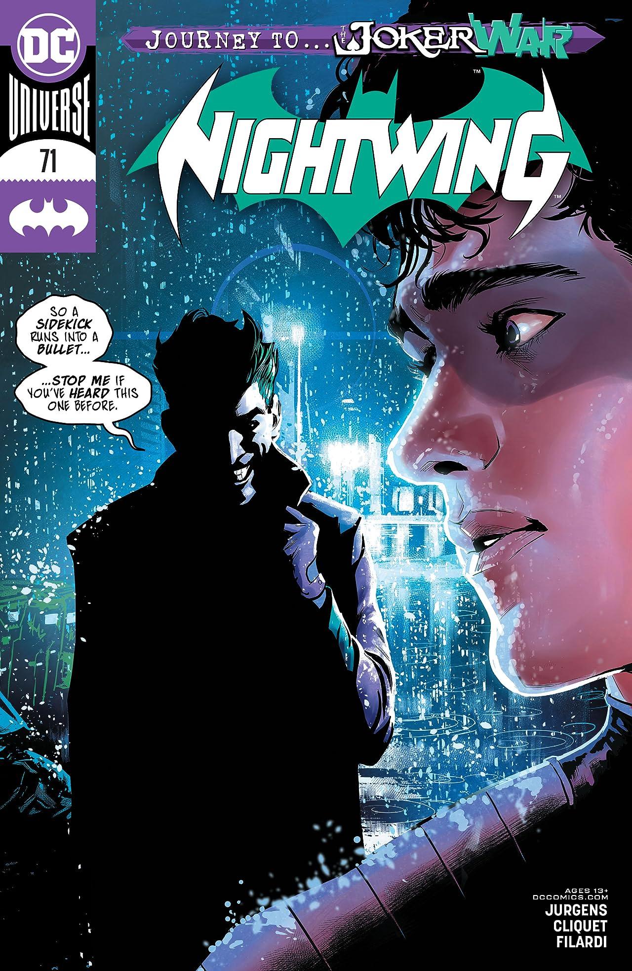 Nightwing (2016-) No.71