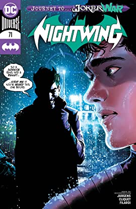 Nightwing (2016-) #71