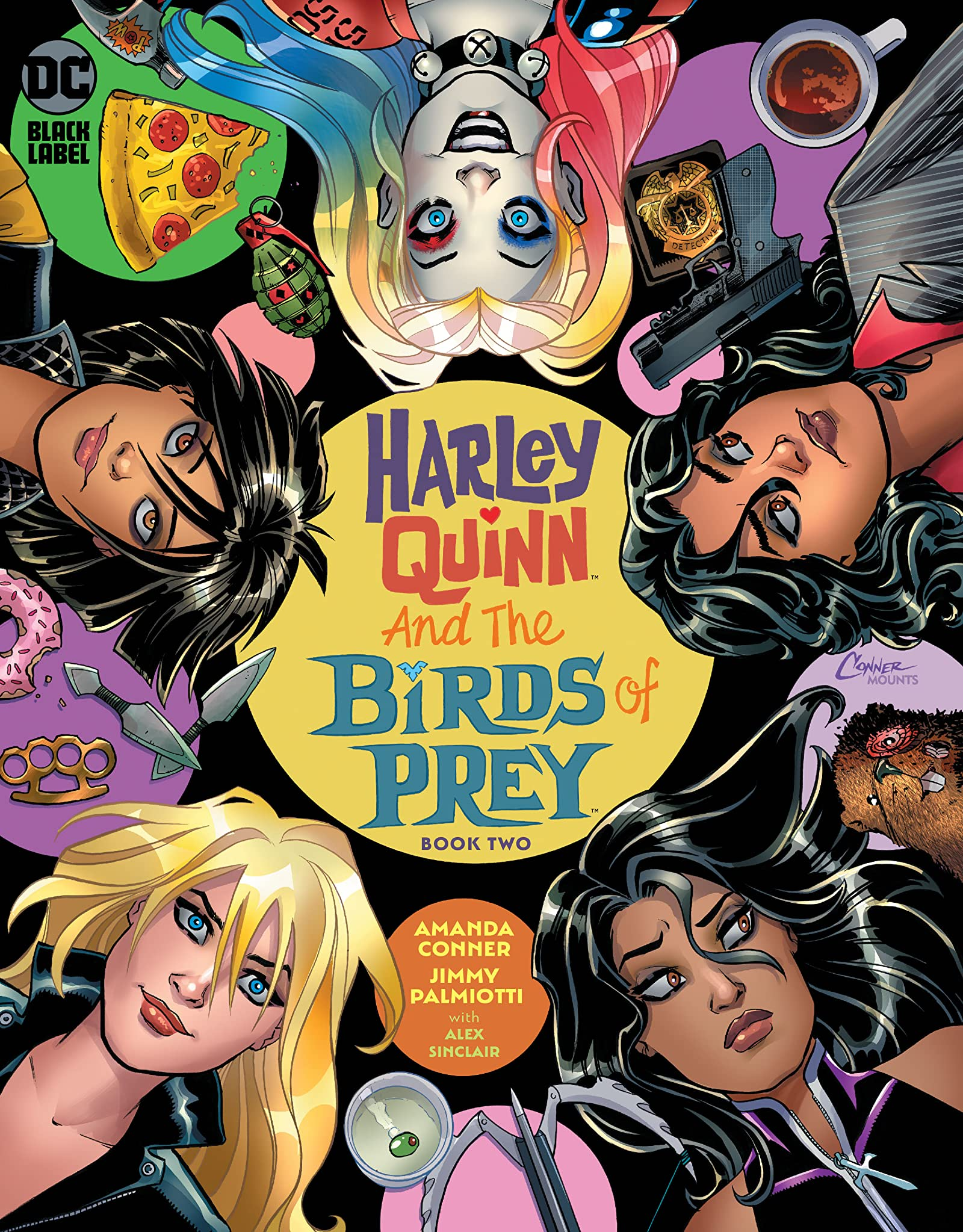 Harley Quinn The Birds Of Prey 2020 2 Comics By Comixology