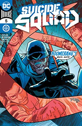 Suicide Squad (2019-) #5
