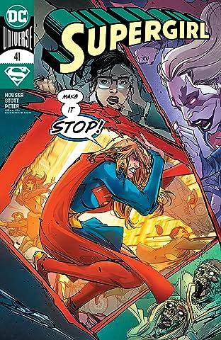 Supergirl (2016-) #41