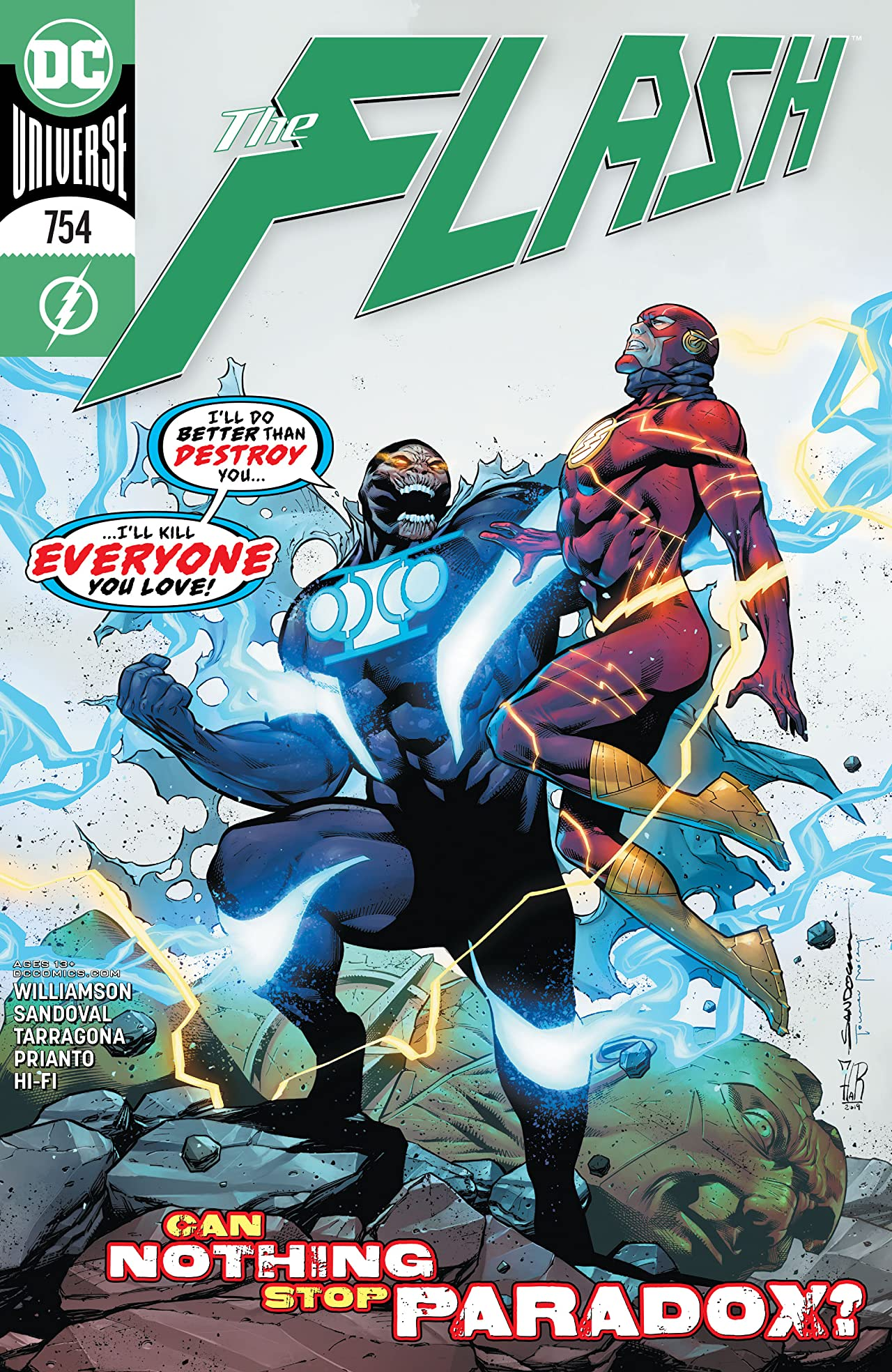 The Flash (2016-) No.754