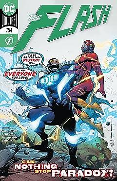 The Flash (2016-) No.754