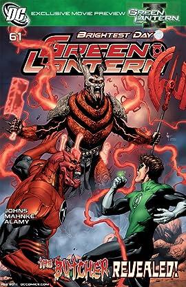 Green Lantern (2005-2011) No.61