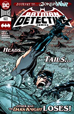 Detective Comics (2016-) #1022