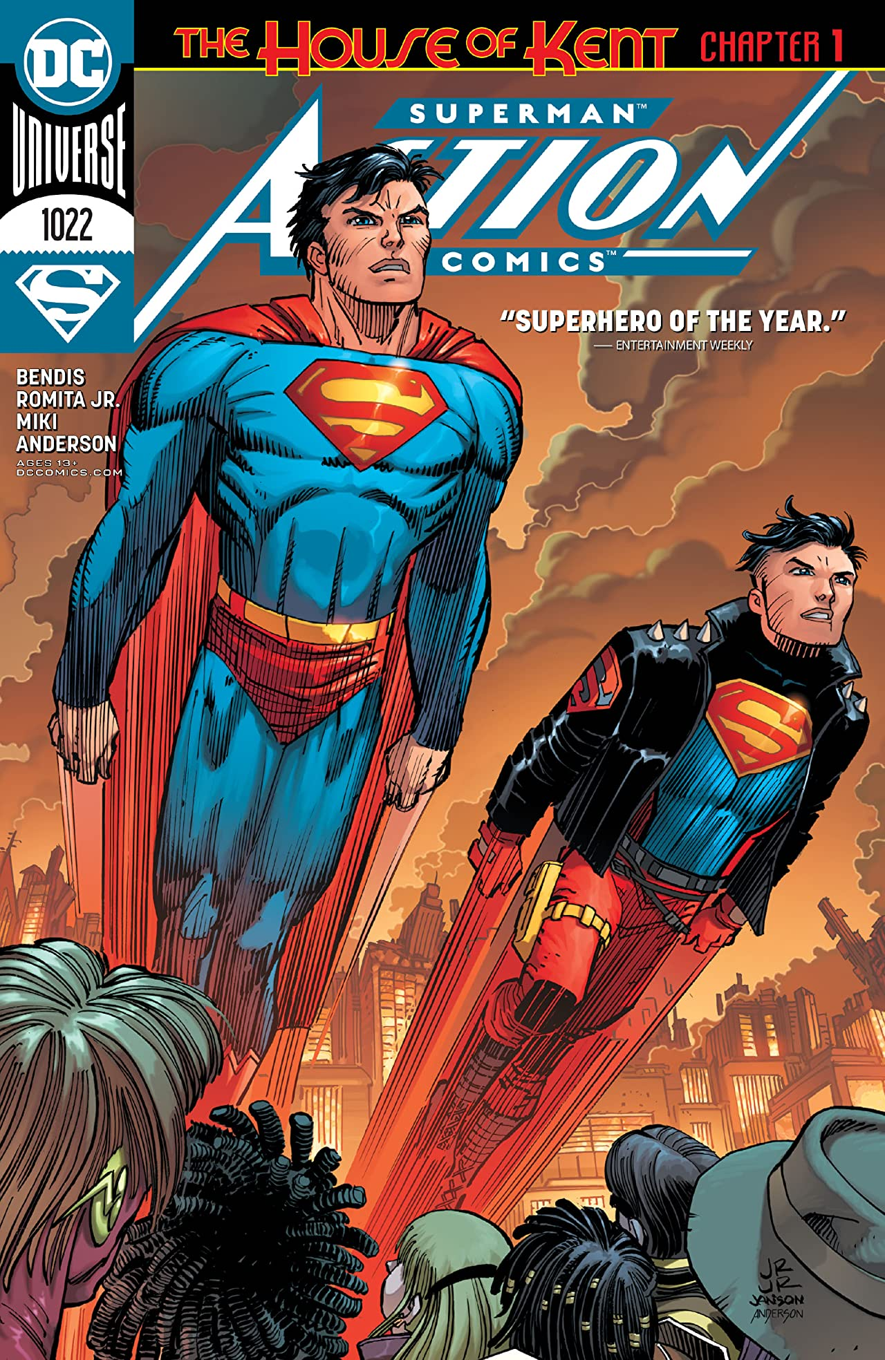 Action Comics (2016-) No.1022
