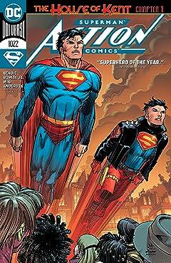 Action Comics (2016-) #1022