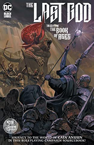 The Last God: Tales from the Book of Ages (2020-) #1